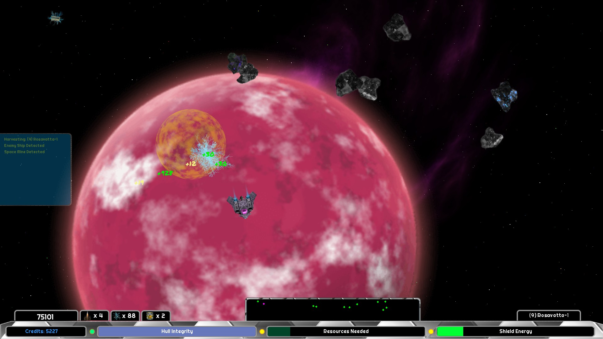 boratium wars screenshot